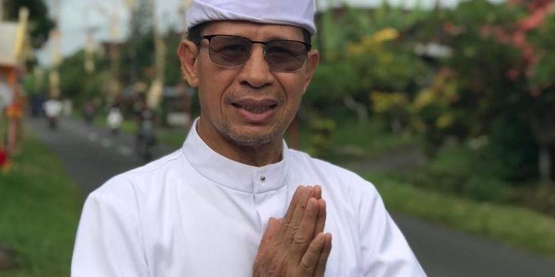 Guru Besar Ilmu Pariwisata Universitas Udayana Bali, I Gde Pitana, menjelaskan konsep pariwisata halal