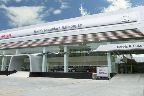 Honda Buka Dua Jaringan Sekaligus di Kalimantan