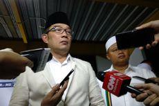Alasan Ridwan Kamil Kenakan Pita Hitam di Debat Kedua Pilgub Jabar