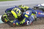 Jatuh di Valencia, Rossi Malu dan Menyesal