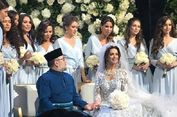 Mantan Raja Malaysia Diisukan Ceraikan Eks Ratu Kecantikan Rusia