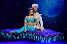 Mulai 21 Juli, Ada Drama Musikal Aladdin di Singapura