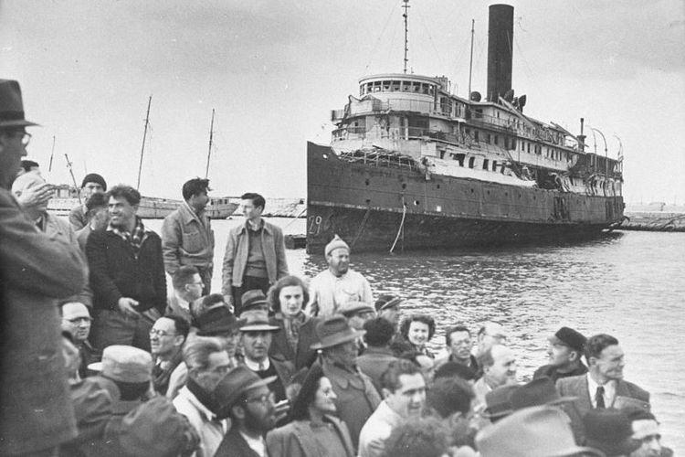 Imigrasi bangsa Yahudi di Eropa menuju ke Palestina dipicu munculnya gerakan Zionisme di akhir abad ke-19.