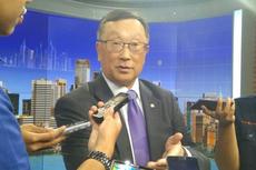 Kunjungi Kominfo dan Istana, Apa Hasil Diskusi CEO BlackBerry?
