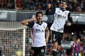 Hasil Liga Spanyol, Valencia Kembali Salip Real Madrid
