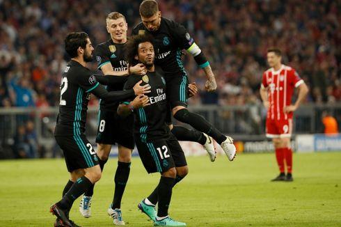 Ramos Puas dengan Kemenangan Real Madrid atas Bayern
