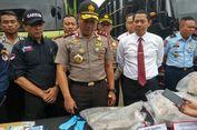 5 Sopir Truk Ditangkap karena Mencuci Karung Beracun di Sungai Citarum