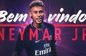 Ucapan Selamat dari Pele untuk Neymar