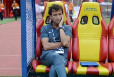Pendapat Pelatih Timnas, Luis Milla, soal Piala Presiden 2018