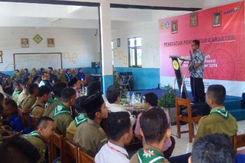 SMK Jawa Tengah Gelar Pendidikan Karakter