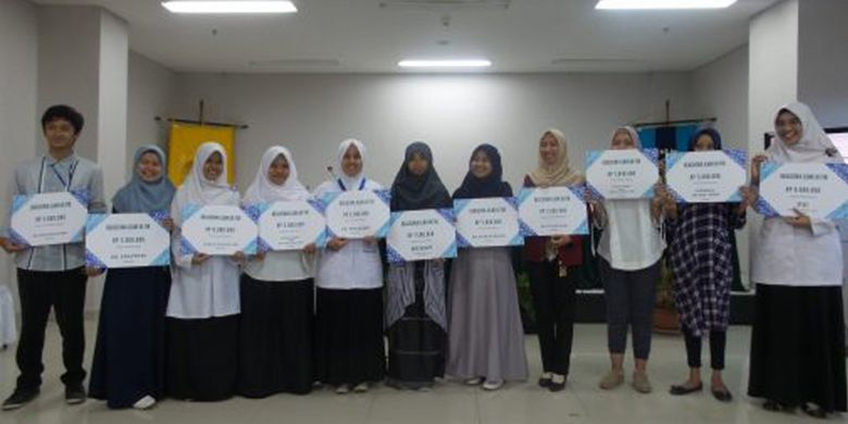 Ikatan Alumni Universitas Indonesia Fakultas IlmuKeperawatan (Iluni UI FIK) mengadakan pembukaan program beasiswa Iluni UI FIK di Gedung Pascasarjana FIK UI Depok, Selasa (15/01/2019).