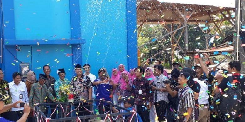 PGN SAKA dan SKK MIGAS Bangun Fasilitas Air Bersih di Gresik