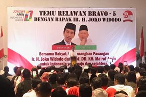 Jokowi: Yang Saya Tunggu-tunggu Demo Besar-besaran di Depan Istana...