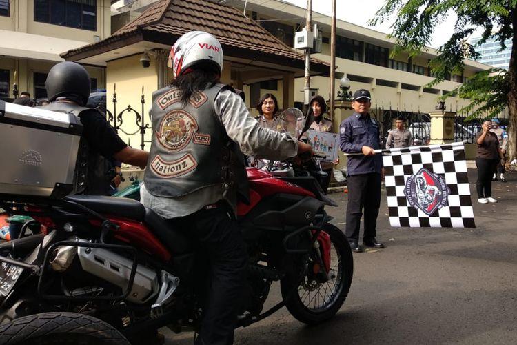 Klub MMC-Outsider adakan turing menuju kota Lasem