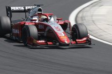 Seusai GP Hungaria, Pertamina Prema Theodore Racing Tembus 5 Besar