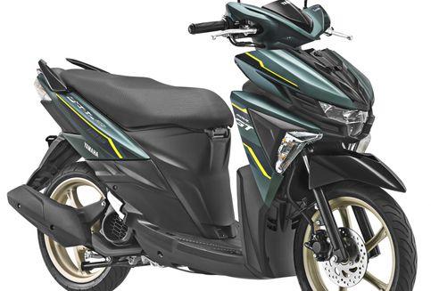 Yamaha Soul GT Juga Punya Warna dan Grafis Baru