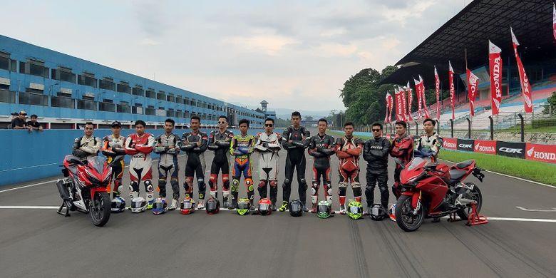 Tahun ketiga Indonesia CBR Race Day dikemas semakin profesional