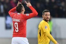 Hasil UEFA Nations League, Swiss ke Semifinal Usai Hancurkan Belgia