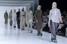 Tampilan Busana Hijab yang Kasual ala L.tru