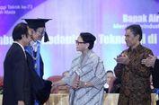 UGM Berikan Penghargaan bagi 3 Menteri Kabinet Kerja