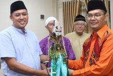 Wakil Walikota Bekasi Resmikan Sanggar Wayang Ajen