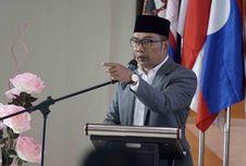 Ridwan Kamil Imbau Pelajar untuk Sadar Hukum dan HAM