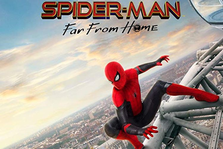 Fans Ramai-ramai Ejek Poster Spider-Man: Far From Home ...