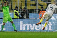 Inter Milan Vs Lazio, I Nerazzurri Kalah di Adu Penalti