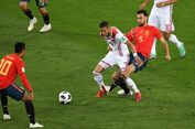 Klasemen Akhir Grup A dan Grup B Piala Dunia 2018
