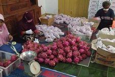 Dorong Penjualan Buah Naga di Banyuwangi, Kementan Gaet 3 Investor