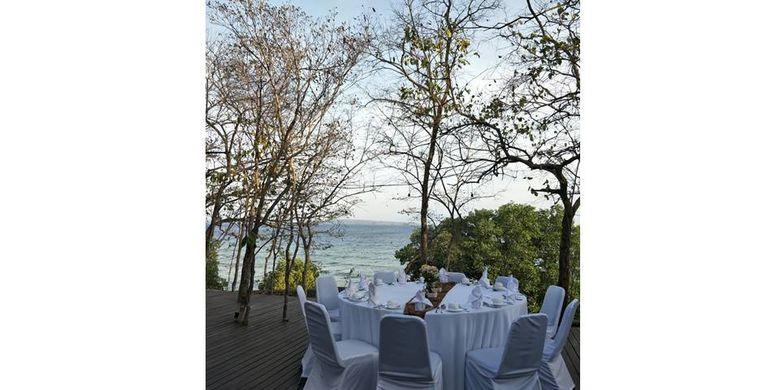 Resrotan Wantilan Plataran Menjangan Resort & Spa, Taman Nasional Bali Barat