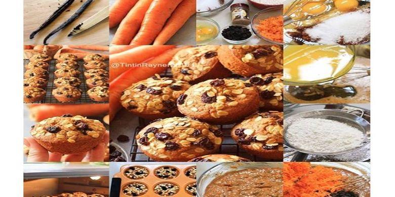 Muffin ala Tintin Rayner