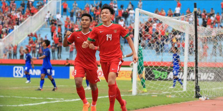 Kalahkan Thailand, Indonesia Rebut Posisi Ketiga Piala AFF U-19