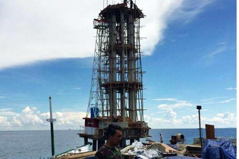 TNI AL: Tentara Laut Malaysia Bayang-bayangi Suar Karang Unarang