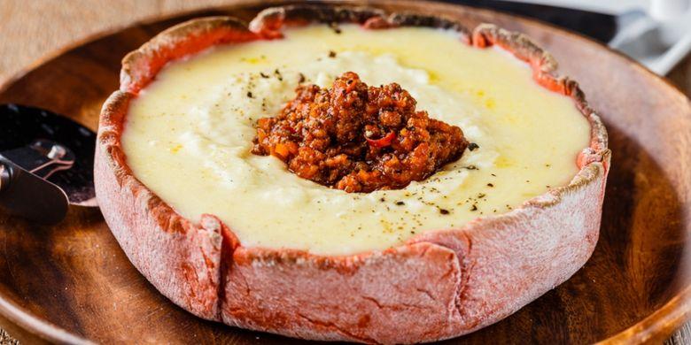 Hidangan di MEAT & CHEESE ARK