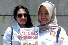 Ke Garut, Prabowo Promosikan Buku Karyanya,