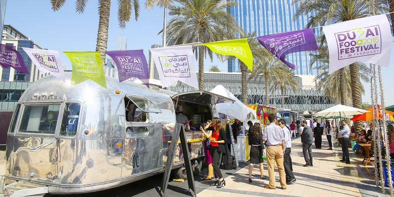 Dubai Food Festival 2018 kembali hadir mulai 22 Februari hingga 10 Maret 2018.