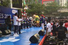 Lucunya Joget Poco-poco  Maskot Asian Games dan Kemendikbud