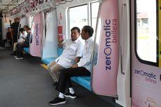 Menurut Menhub, Ini Alasan Jokowi dan Prabowo Bertemu di MRT