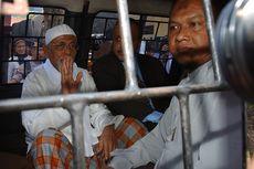 Abu Bakar Ba'asyir Menolak Dipindahkan ke Lapas yang Dekat Rumahnya