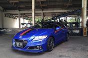 Tes Performa Honda CR-Z Versi Mugen