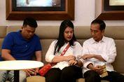 Bersama Kahiyang dan Bobby, Jokowi Nonton Film Dilan 1990