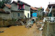 Banjir Bandang di Bandung, Rumah Roboh hingga Status Darurat Bencana