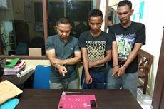 Polisi Gerebek 2 Oknum ASN dan 1 Honorer di Riau yang Sedang Pesta Sabu