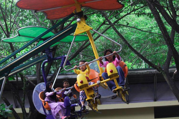 Tempat wisata Dunia Fantasi di Jakarta