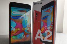 Begini Tampilan Samsung Galaxy A2 Core, Ponsel Android Go Rp 1 Jutaan
