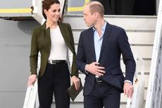 Berkunjung ke Cyprus, Kate Middleton Tampil dengan Gaya