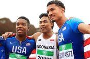 Ingin Konsentrasi di Asian Games, Zohri Minta Tak Dihubungi Dulu