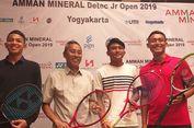 Petenis Nasional Ikut Turnamen Detec Open 2019