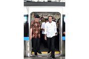 Pagi Ini, Presiden Jokowi Resmikan MRT Jakarta